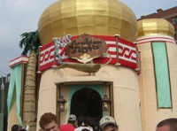 KDR's Arabian Nights booth exterior